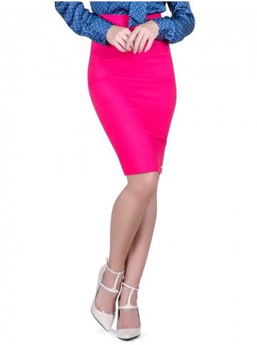 Saia Lápis Pink Principessa Waleria