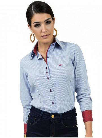 Camisa Feminina Premium Principessa Cleusa